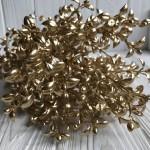 Ветки декоративные (золото, серебро)