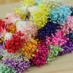 Тычинки для цветов маленькие