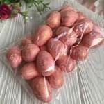 Пасхальные яйца мраморные