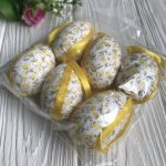 Пасхальные яйца разные