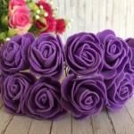 Роза 3 см (№ 11007)